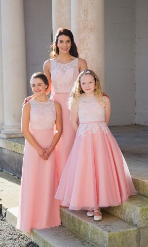200-201-202 Bridesmaid dress - Adult/Teenager/Child